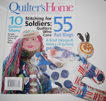 QUILTERS HOME