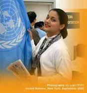 Forum Previlegiatum Pemikiran Marissa Haque bagi Pidana Illog ke PBB