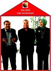 UGM Law Connections: Patrialis Akbar, Denny Indrayana, Marisa Haque, Dharma Pongrekun
