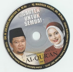 Pilkada Banten 2006, Zulkieflimansyah dan Marisa Haque