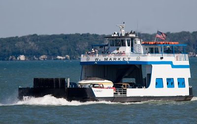 Is There A Ferry To South Bass Island Ohio
