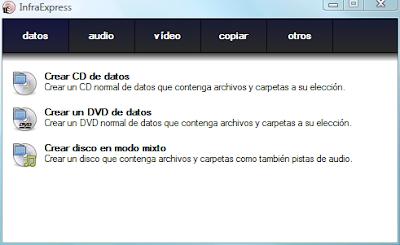 grabar CD Y DVS con un programa gratuito