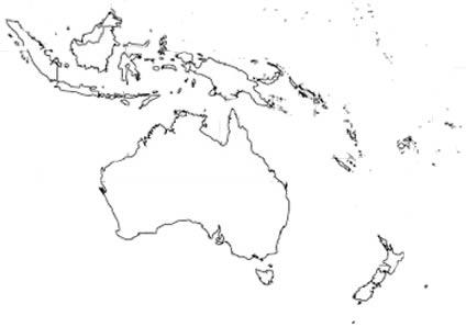 Para qué futuro educamos?: Mapas Mudos