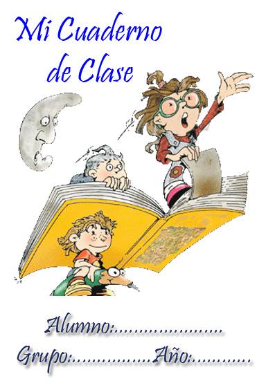 ... futuro educamos?: Carátulas para cuadernos de clases y de deberes