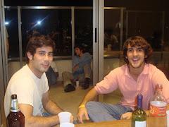 Agus y Enzo