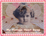 My Vintage Heart swap
