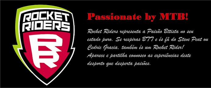 Rocket Riders - Passionate by MTB
