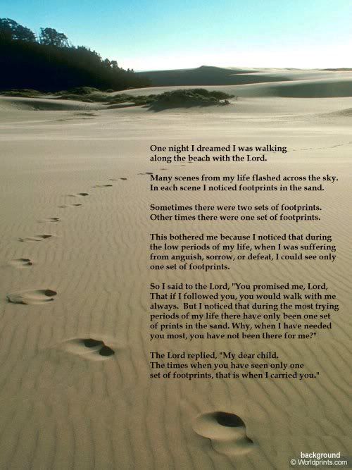 Footprints 