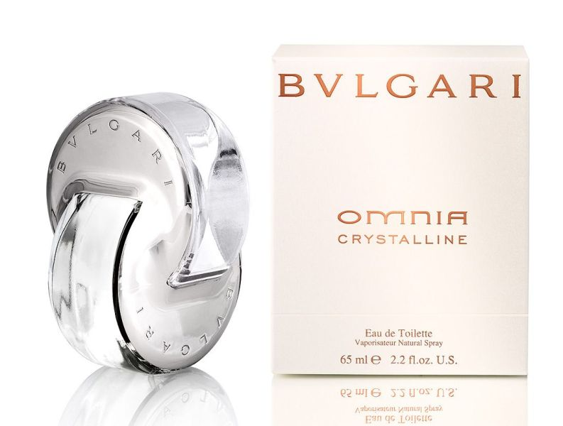 Perfume Omnia Crystalline By Bvlgari Mujer 65 Ml Original