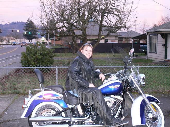 Rene's New Harley