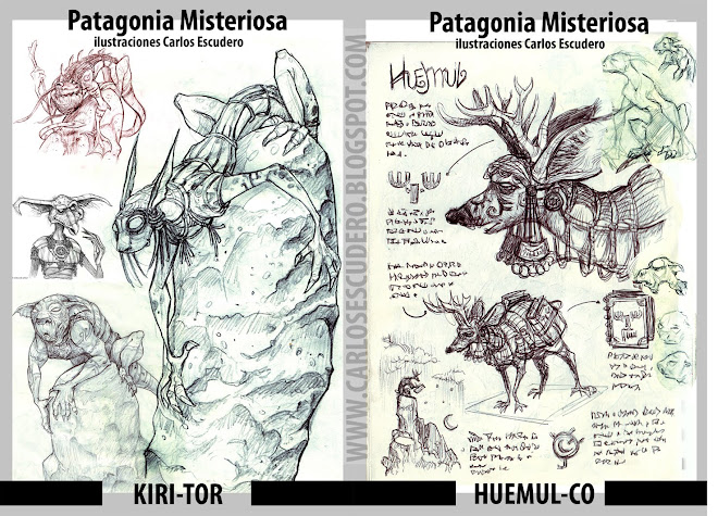 patagonia misteriosa