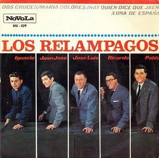 Música para el recuerdo Relampagos_1965r
