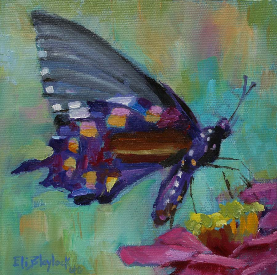 Famous butterfly paintings - photo#10