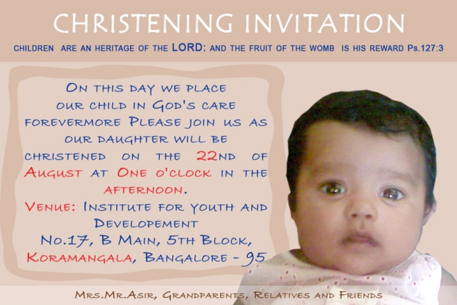 Sample invitation letter of baptism images invitation sample and invitation letter of christening gallery invitation sample and invitation letter of christening choice image invitation sample stopboris Choice Image