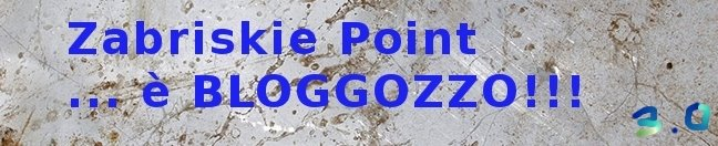 Bloggozzo! Zabriskie Point