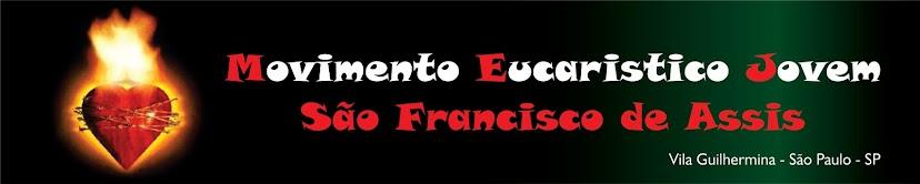 MEJ - Movimento Eucarístico Jovem - Paróquia São Francisco de Assis