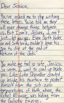 Funny Breakup Letters   COMEDY SITE