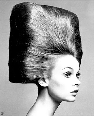 and some of my favorite 60's icons. Crazy Hairstyles