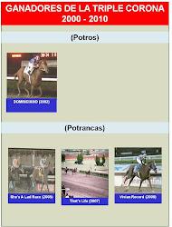 Los Triple Coronados 2000 - 2010