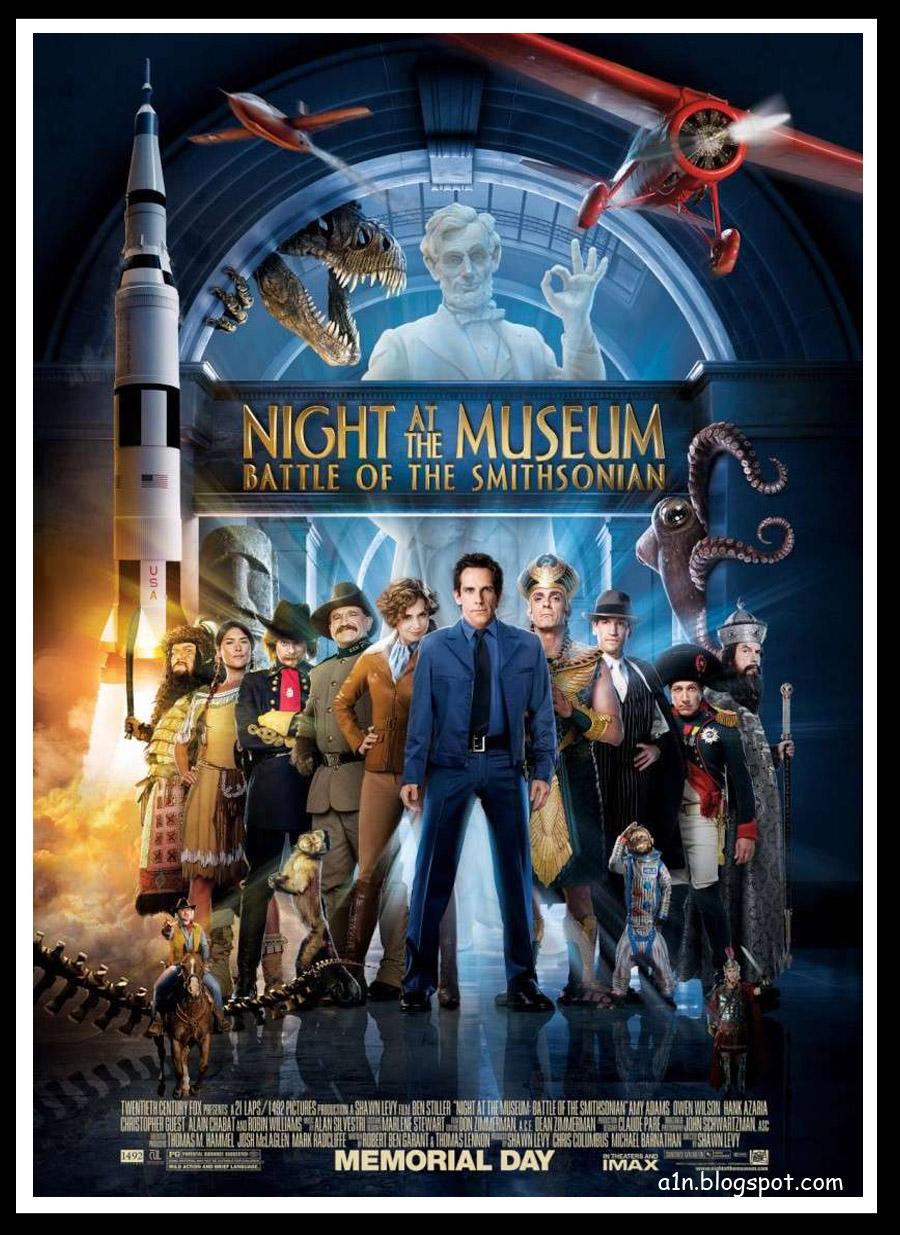 night at the museum 3 full movie 123