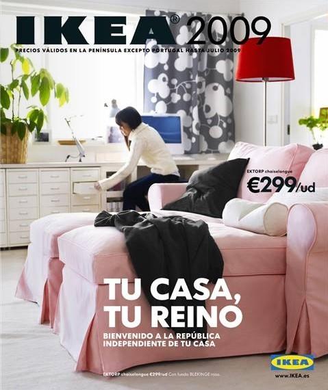 Cgredan blog consultar online el nuevo cat logo ikea 2009 para espa a - Catalogo ikea 2008 ...