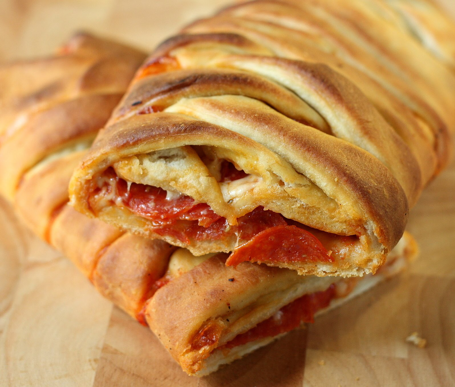 Barbecue Chicken Pizza Braid Recipes — Dishmaps