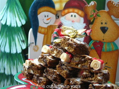 From our brazilian home to yours congo bars and christmas cookies congo bars and christmas cookies around the world forumfinder Images