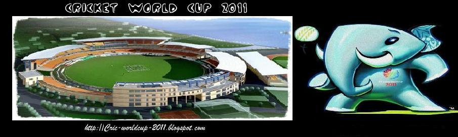 Cricket World Cup 2011