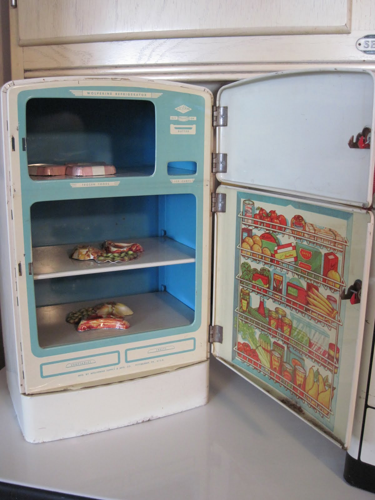 tracy s toys and some other stuff vintage kitchen playset