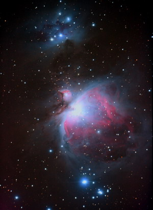 Grande nébuleuse d'Orion