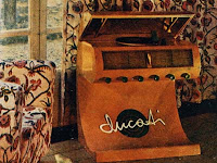 Aparato de radio fabricado por Ducati