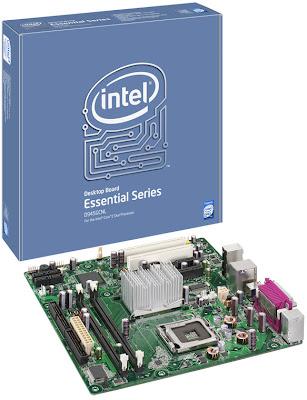 Intel DG31PR