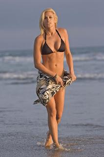 Ashley Roberts Bikini Pics In Malibu