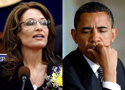 Governor Palin Takes President Obama to School
