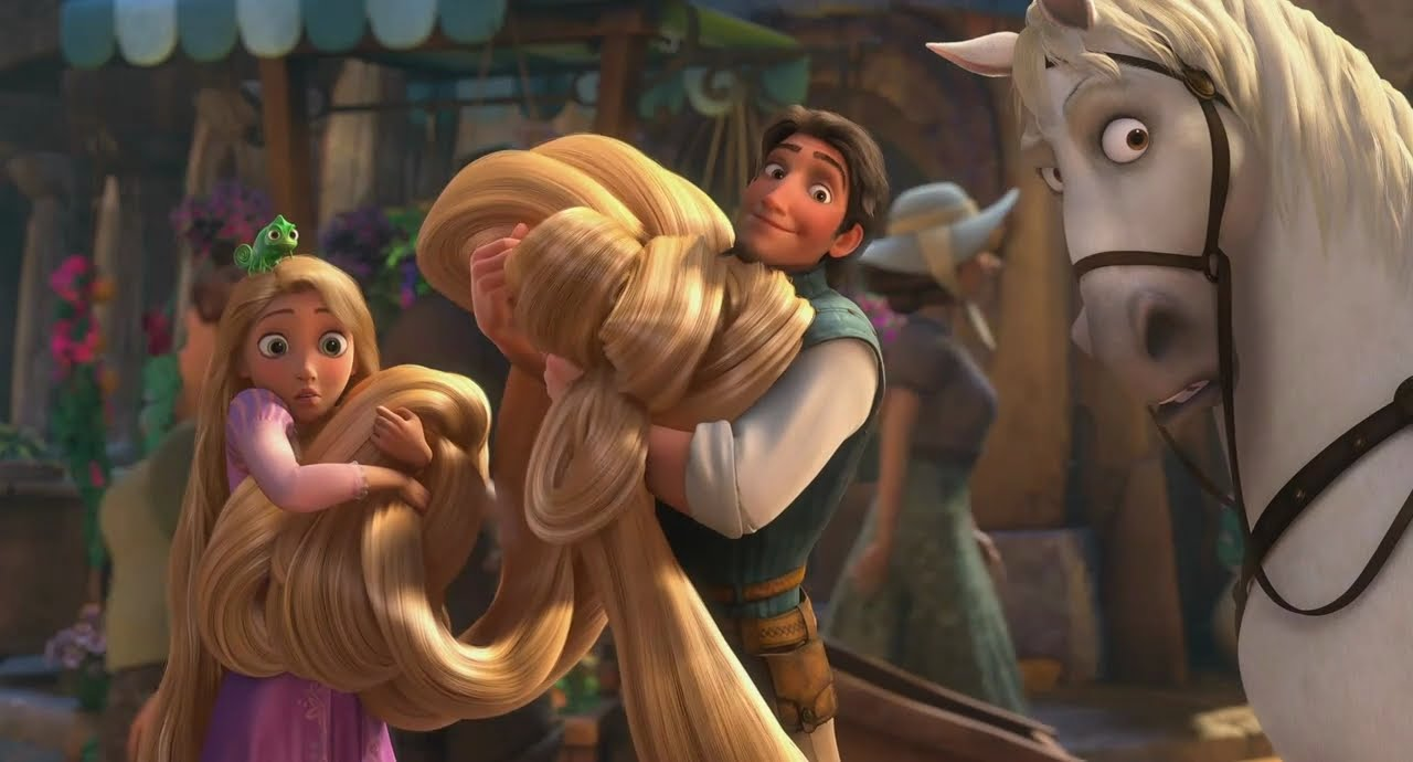 how to fix tangled hair