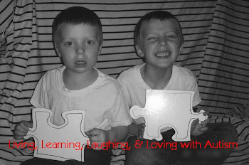 AKA &quot;Living, Learning, Laughing &amp; Loving with Autism&quot;