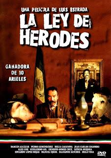 Ver Película La ley de Herodes Online poster