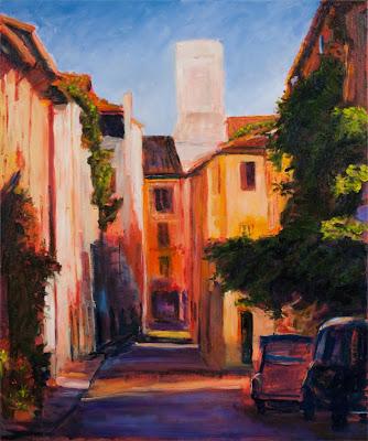 St Remy street - provence