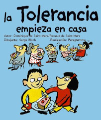 La tolerancia empieza en casa