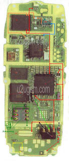 Nokia 1100 All Lay OutNokia 1100 Diagram All Board Links Whole Board