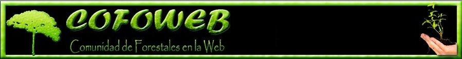 COFOWEB - COMUNIDAD DE FORESTALES EN LA WEB