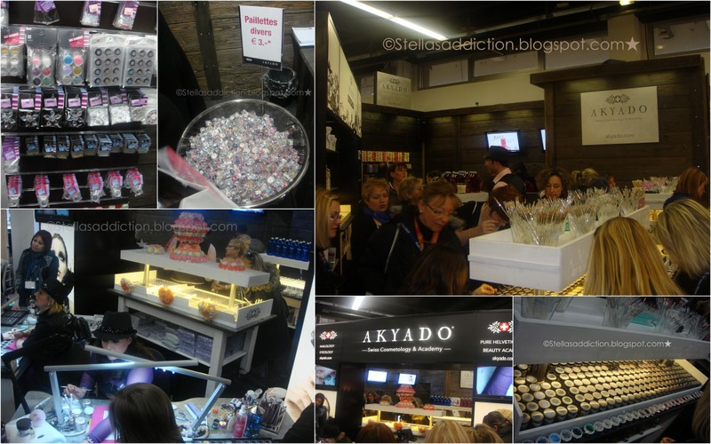 Stella's Addiction: Nail & Make Up show by Spa Mondial & Beaute 2010