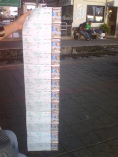ตั๋วไปกลับอย่างยาวเลย