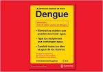 No Olvides combatir el Dengue!!
