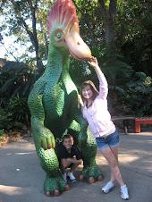 Dino Land Mischief