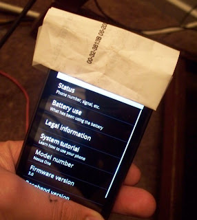 Android 3.0 in Nexus One img