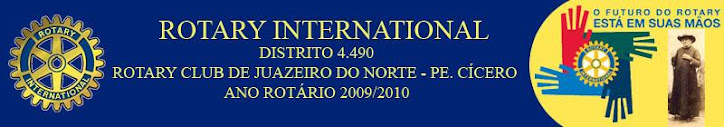 Rotary Club de Juazeiro do Norte - Pe Cícero