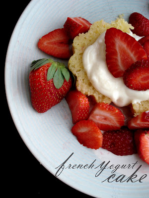 Tuesdays With Dorie…French Yogurt Cake