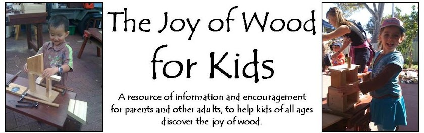 The Joy of Wood for Kids.
