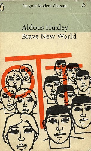 an overview of the novel the brave new world in 1932 by aldous huxley Buy brave new world online at the folio society from the world's most  aldous  huxley's iconic novel, with illustrations by finn dean, winner of the book  illustration competition ursula k le guin introduces be the first to review this  product  first published in 1932, aldous huxley's depiction of a totalitarian  dystopia.